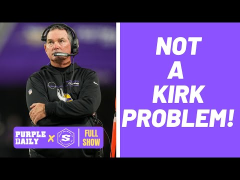 Blame Mike Zimmer for not leaning into Kirk Cousins