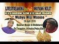 WayangKulit KI Ir.WARSENO SLENK - WAHYU WIJI WASESA,30 April 2019 Tanggalan Pedan Klaten