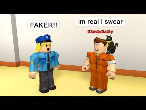 PRETENDING TO BE A FAKE DENIS! | Roblox Prank