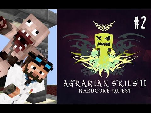 Agrarian Skies: Crafting Frames & Eerste Resources! (Seizoen 2) (Part 2) (Dutch Commentary)