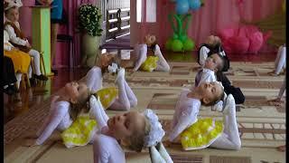 """Весенний утренник- танец  """" Котята """""""