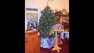 Biserica Sf Nicolae - Serbarea de Craciun 2018