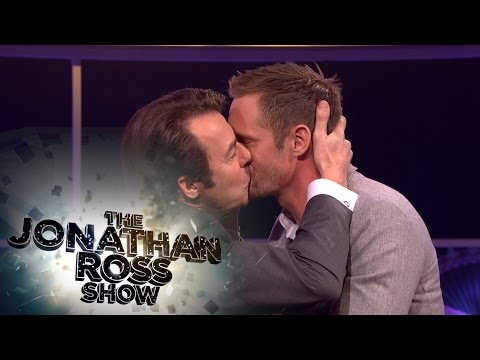 Alexander Skarsgård's Night As A Drag Queen - The Jonathan Ross Show