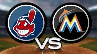 8/4/13: Kazmir blanks the Marlins in Indians
