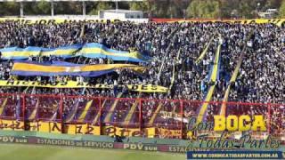 Gallina esperanos un poquito más / Argentinos vs Boca Jrs. - Clausura 2011