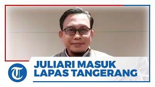 Juliari Batubara Dijebloskan KPK ke Lapas Tangerang yang Sempat Terbakar