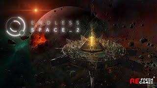 Невозможный уровень сложности за Люмерис - Endless Space 2 #1