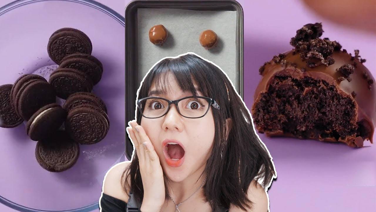 Food Hack Oreo Coklat Enak! #Shorts