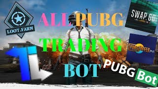 Trusted PUBG TRADE BOT + GIVEAWAY