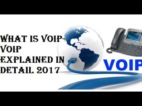 How VoIP Works? Free Calls with Internet? Internet Telephone - VoIP Explained 2017