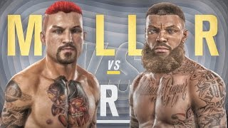 UFC 2 Ultimate Team - CRAZY TITLE FIGHT ONLINE!!!  w/ Keith Morris!!  Ep.2