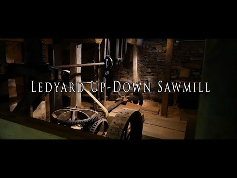 Ledyard Up-Down Sawmill | Panasonic GH4 Cinematic