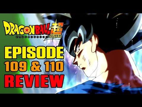 Dragon Ball Super Episode 109 & 110 REVIEW | SON GOKU VS JIREN