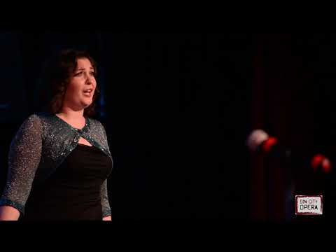 Athena Mertes: Vegas City Opera: 'Ach, ich fühl's' From Mozart's The Magic Flute