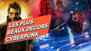Les meilleurs moments du Cyberpunk dans le jeu vidéo !