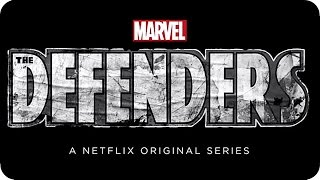 Marvels THE DEFENDERS Season 1 NYCC Cast Surprise (2017) Netflix Series