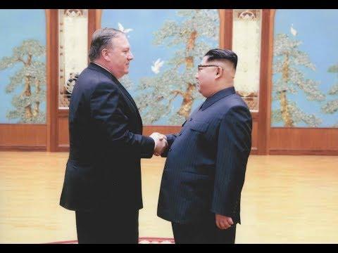 News Wrap: Quitting Iran deal won't jeopardize Kim Jong Un meeting, says Trump