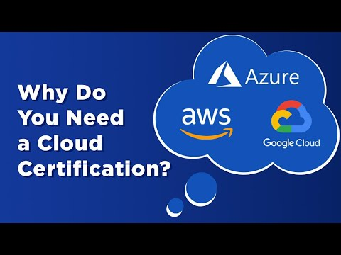 Get Your Head in the Cloud: The Growing Importance of Cloud Certifications