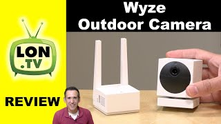 Wyze Outdoor Camera Security Camera Review