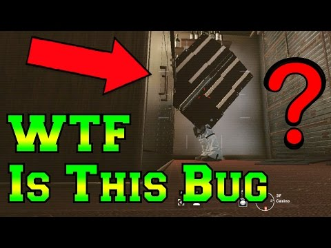 I CAN'T BELIEVE THIS BUG... - Most Unfair Bug I've Seen - Rainbow Six Siege Velvet Shell Gameplay