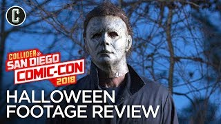 Halloween Footage Review - SDCC 2018