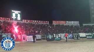 Tirona Fanatics 23/11/2014 (Elbasani vs TIRONA 2-3)