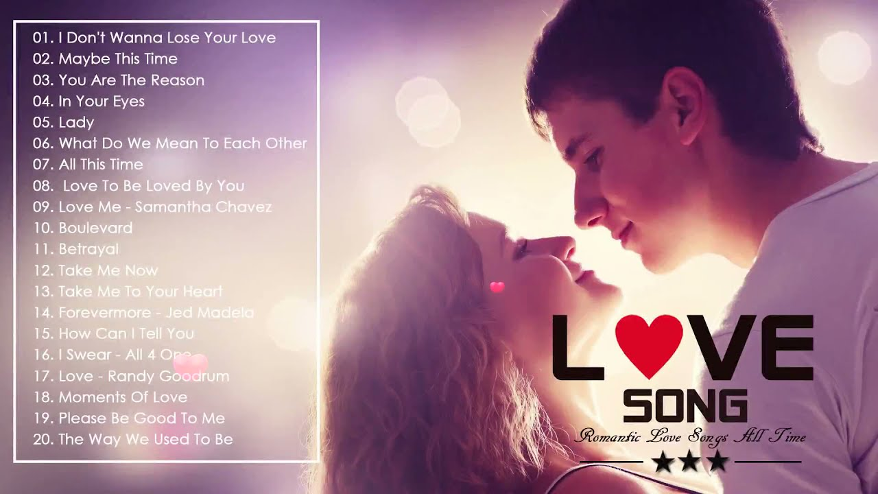 Best Love Songs 2020 - 2021 New Songs Playlist The Best English Love Songs Colection HD