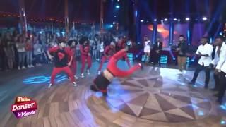 FBI dance crew Kenya in France