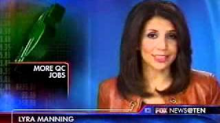 "Foundation Financial Group on WCCB-CLT (FOX) - Charlotte, NC ""Fox News at 10"""