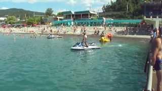 Август. Море. Сочи. Хоста. Пляж(Хоста. Сочи. Пляж. Август., 2012-03-02T17:08:14.000Z)