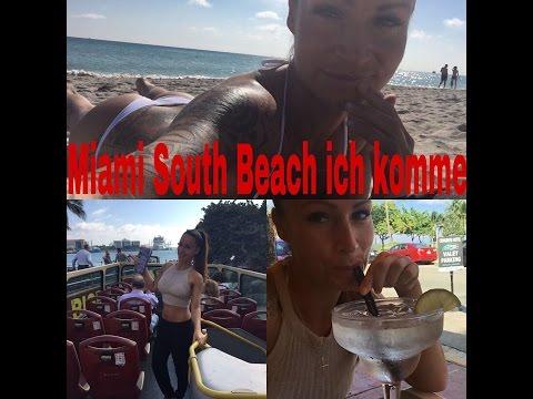 Miami Beach  Isabel on Tour