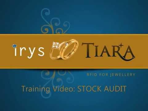 Irys Tiara - Stock Audit Jewelery Software