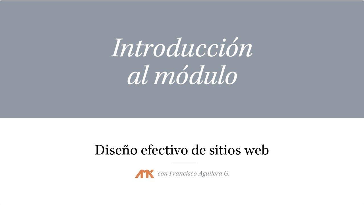 Curso Diseño Web – Mod1 – 01 intro