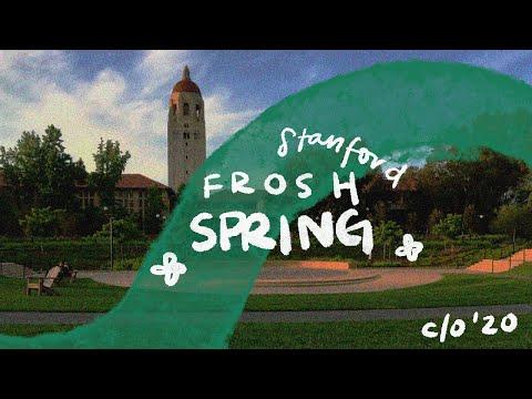 My Freshman Spring Quarter (Stanford University)
