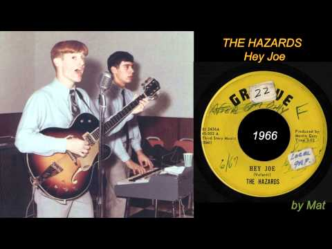 THE HAZARDS - Hey Joe