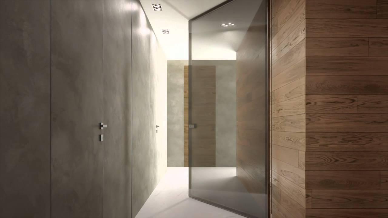 Porte Scorrevoli Stile Industriale gruppo garofoli - porta in vetro misure oversize total biglass