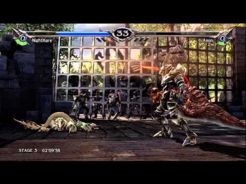 Soul Calibur 5 (360) walkthrough - Nightmare