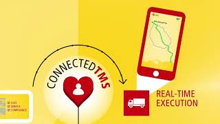 DHL's new transport innovation – Connected TMS