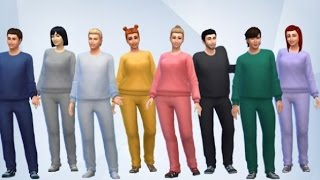 Challenge: The Sims 4