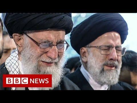 Qasem Soleimani: Huge crowds pack Tehran for commander's funeral - BBC News