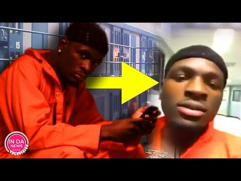 """Ralo Releases Vid While Locked In THE FEDS! """"I'm Still Running Things!"""""""