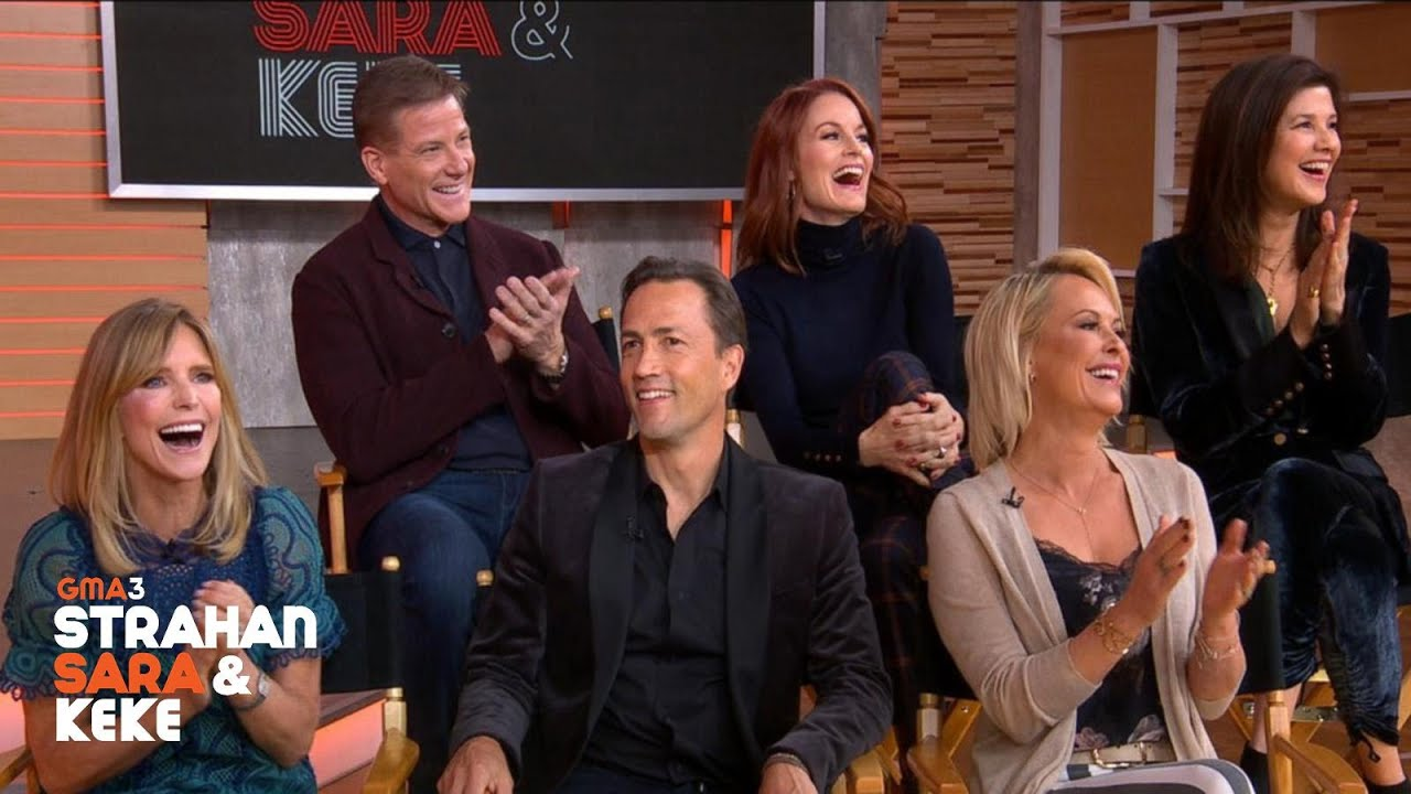 Download 'Melrose Place' Reunion: The Infamous Pool Push, O.J. Trial And More