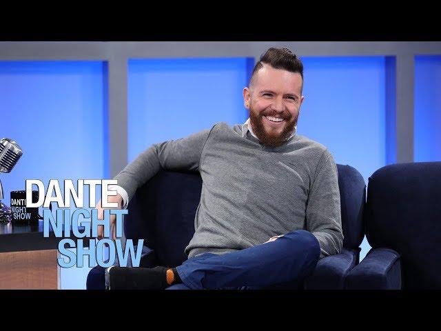 El extraordinario Daniel Habif en Dante Night Show