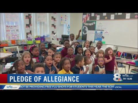 Shore Elementary Magnet School Pledge of Allegiance