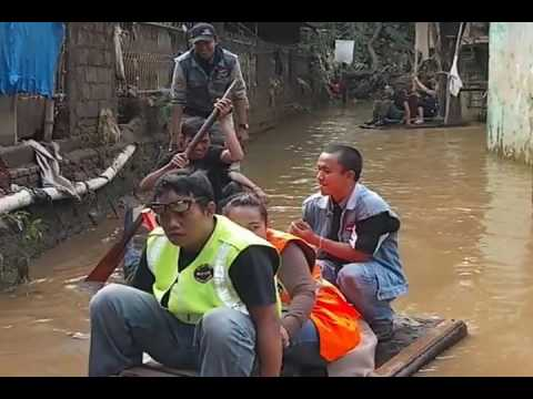 BAKSOS RESCUE Jakarta PEDULI BANJIR
