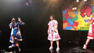 10/21梅田バナナホール ヴィレッジヴァンガードツアー めいりん定点中心...