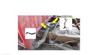 1996 Ford Ranger Bed Removal, And Fuel Parts Replacement