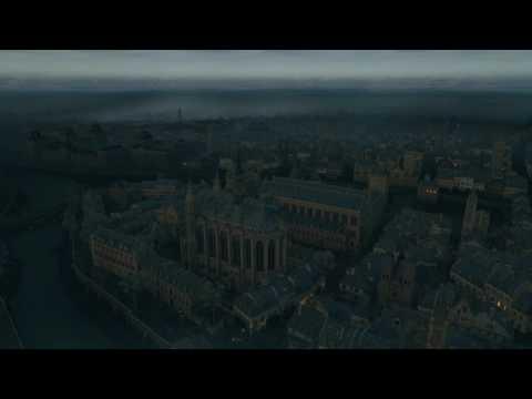 Assassin's Creed® Unity Île de la Cité Palais de Justice Viewpoint