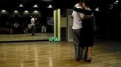tango lesson best!! lawoo & rochell