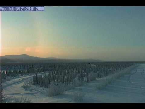 Alaska - Land of the Mid-Day Sun